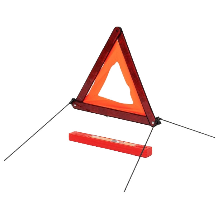 Знак аварийный King RT005 усиленный
