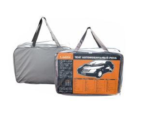 Тент автомобильный с подкладкой Lavita PEVA 140103M Серый