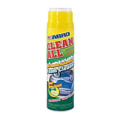 Очиститель салона ABRO FC-650 пенный аэрозоль+щетка для чистки 650 ml