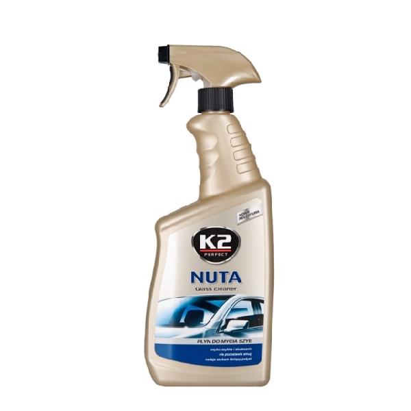 Очиститель стекол K2 NUTA распылитель 770 ml