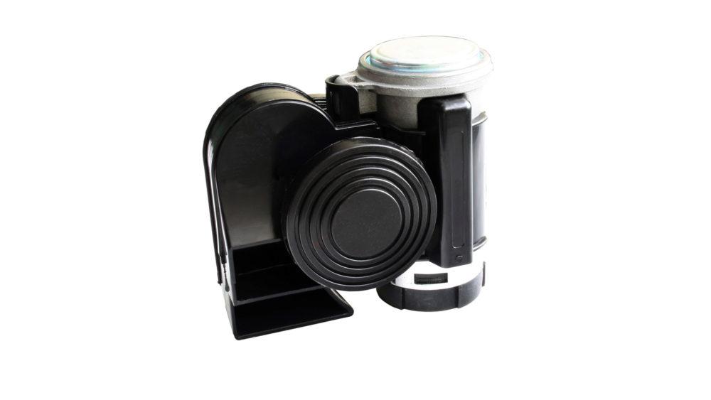 Сигнал воздушный Elegant 100 770 Compact черный