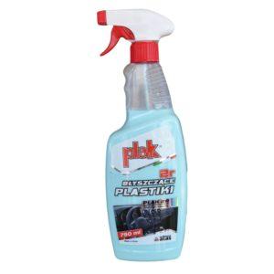 Полироль торпеды молочко PLAK 2R без запаха 750 ml