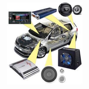 Аудио, видео, фм-модуляторы, навигаторы, регистраторы