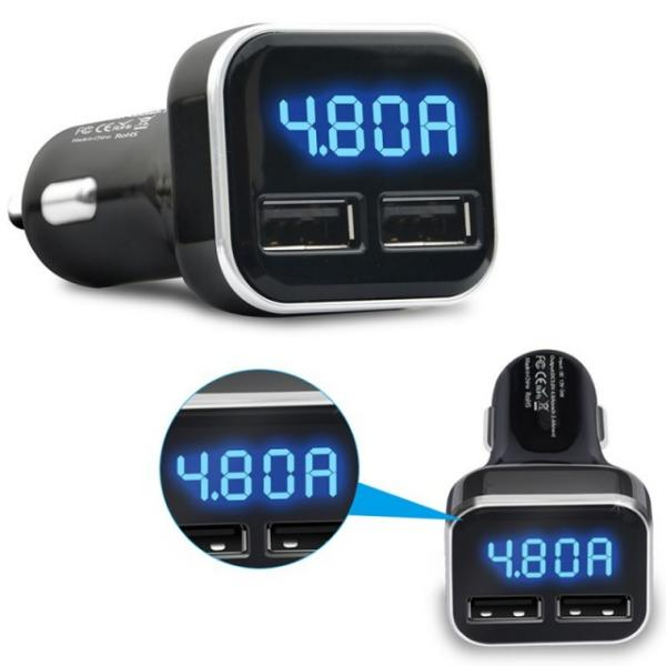 Приборы цифровые, вольтметры, часы, тахометры, термометры, USB зарядки