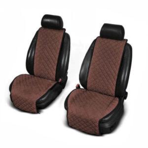 Накидка сидения тканевая / флисовая / полиэстеровая